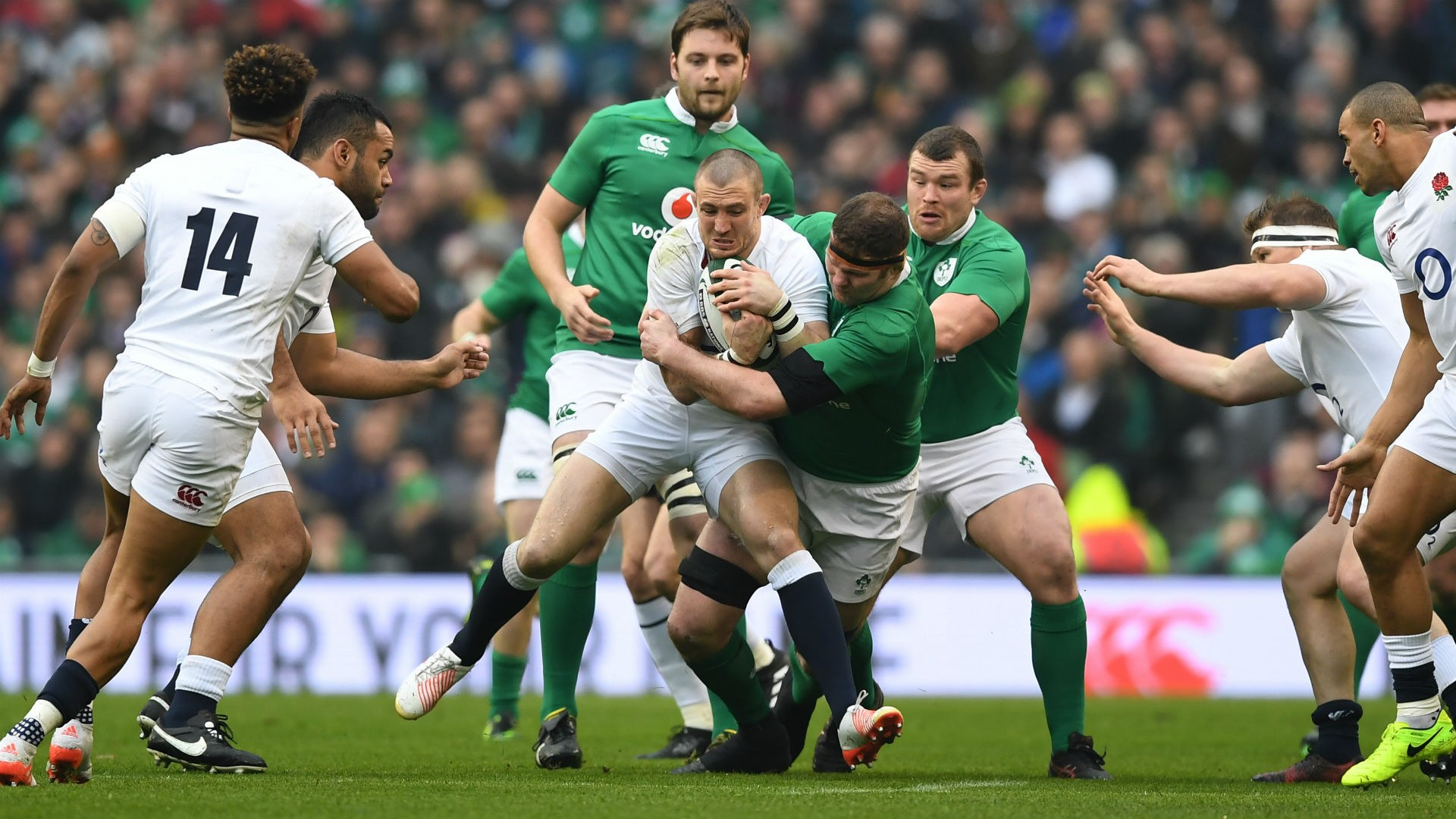 6 Nations Rugby 2019 – England At Twickenham Tickets