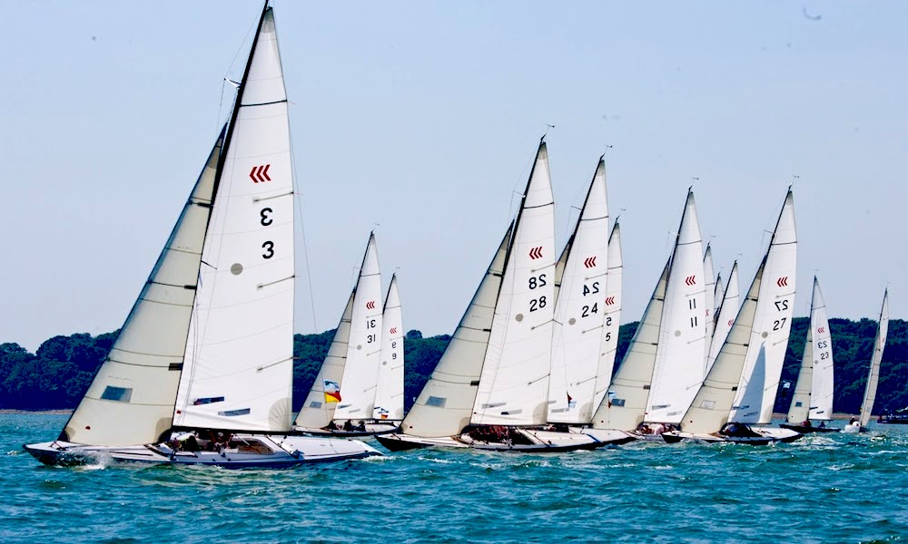 Cowes Sailing Week (8-15 August 2020)