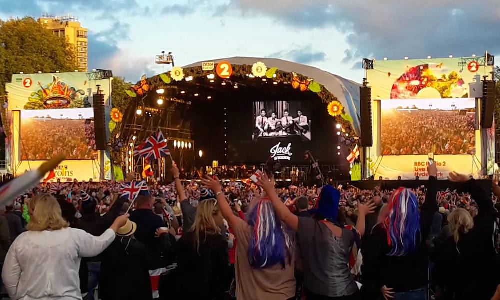 BBC Proms And Proms In The Park 2020