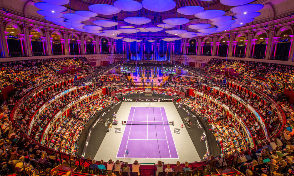 The Champions Tennis – Royal Albert Hall (6 – 8 December 2018)